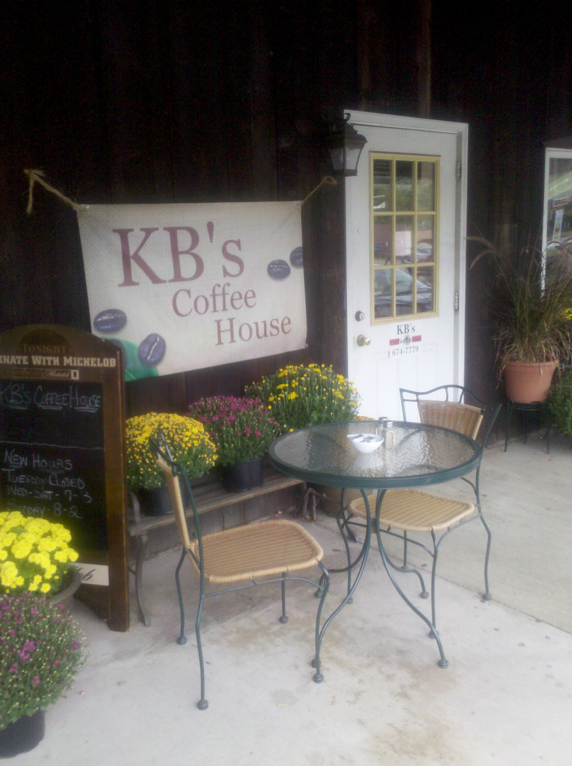 KB's Coffee House