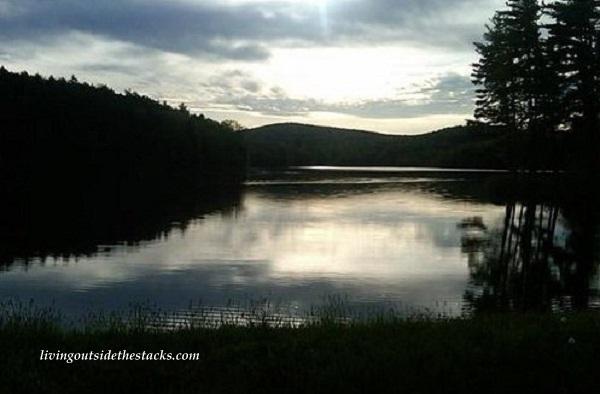Huntsville Dam