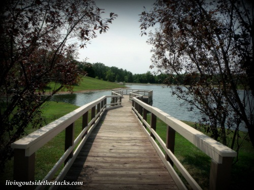 The Pier ~ Cape Girardeau Park