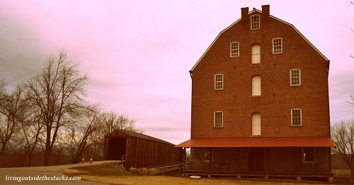 Bollinger Mill Historic Site