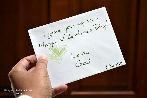 John 3 16 For God so loved the world