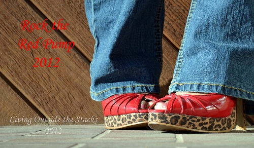 Rock the Red Pump