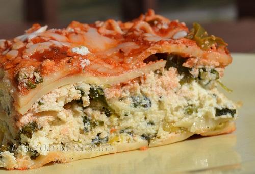 Veggie Lasagna II