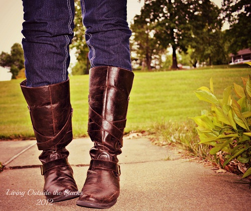 Boots {Shoe Style Saturday}