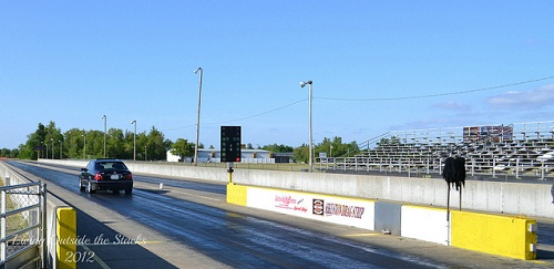 Sikeston Drag Strip {Getting to Know Missouri}