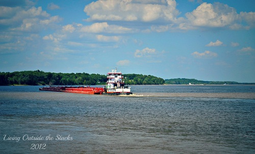 Mississippi River {This or That Thursday}