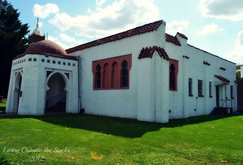 BNai Israel Synagogue {This or That Thursday}