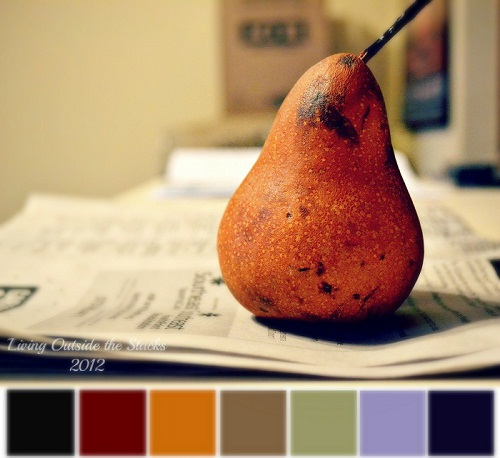 Pear Color Palette