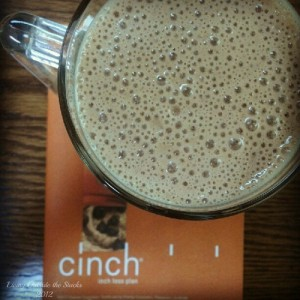 #Cinchspiration Shake