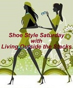 Shoe Style Saturday Badge