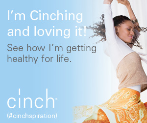 #Cinchspiration {Cinch Inch Weight Loss Program}