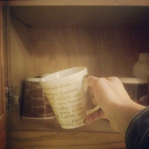 Day 26 in the cupboard {Living Outside the Stacks}