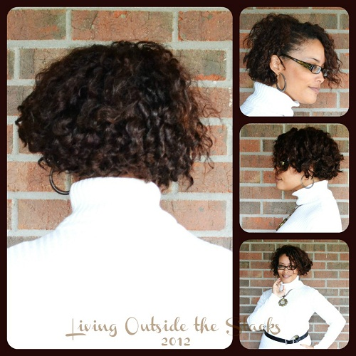 Easy Braid Out Tutorial {Living Outside the Stacks}