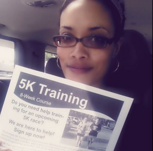 5K Training {Living Outside the Stacks}