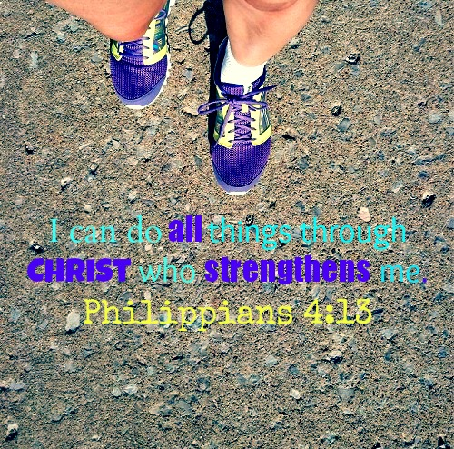 Training for #5Kfor40 {Living Outside the Stacks}