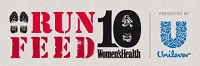 Run10Feed10 {Women's Health Magazine}