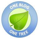 One Blog One Tree