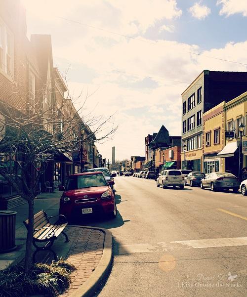 Cape Girardeau - Urban {Living Outside the Stacks}