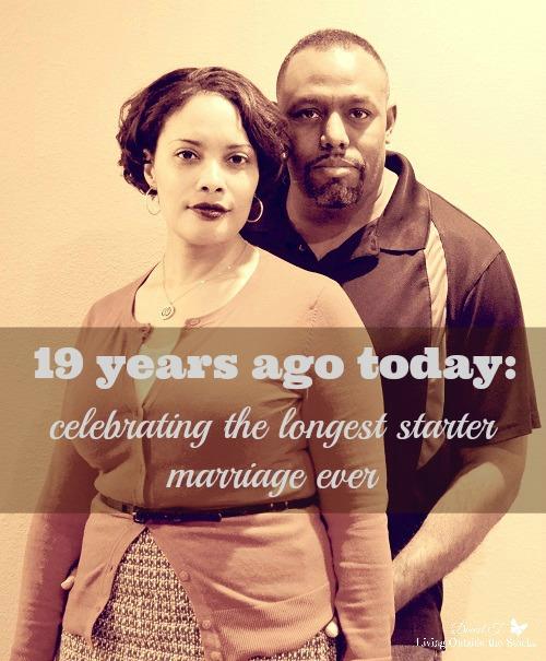 Anniversary {Living Outside the Stacks}