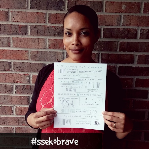 #ssekobrave {Living Outside the Stacks}