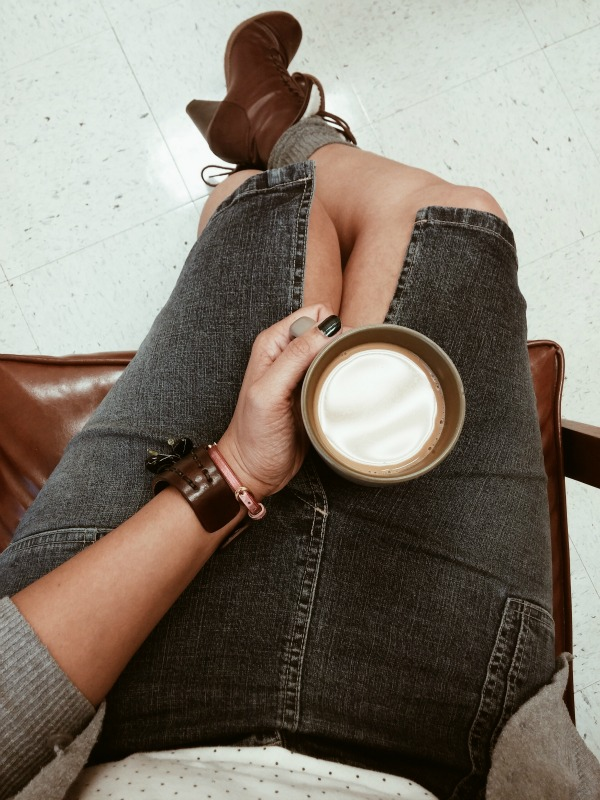 Happy National Coffee Day {Living Outside the Stacks}