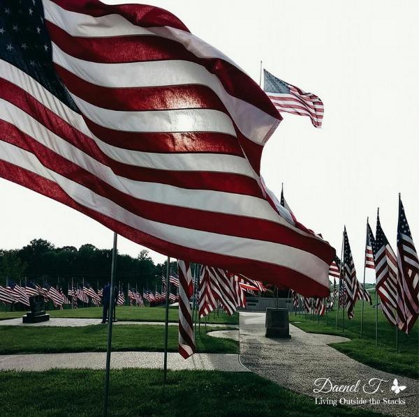 September 11, 2001 #NeverForget {Living Outside the Stacks}