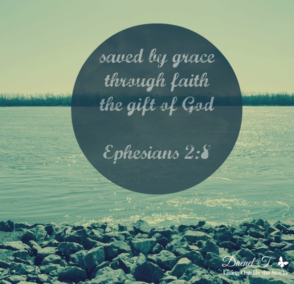Saved by Grace {Living Outside the Stacks}