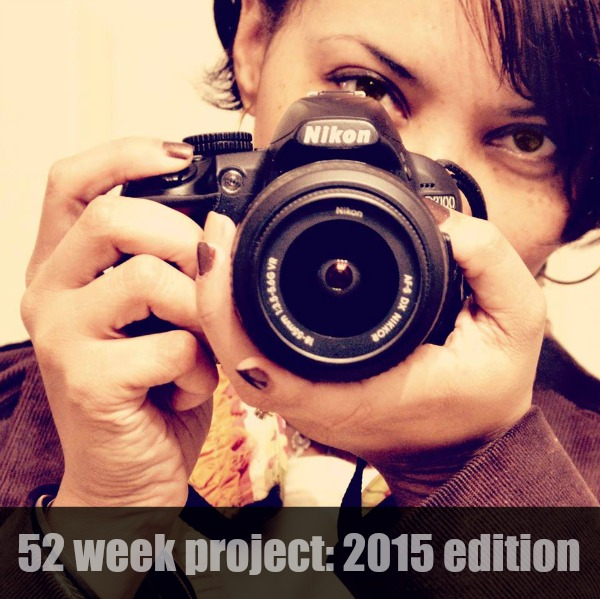 52 Week Project 2015 Edition {Living Outside the Stacks}