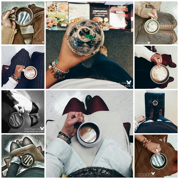 Favorite Coffee Pictures of 2014 {Living Outside the Stacks}