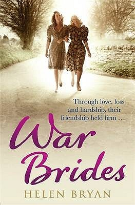 Book Review War Brides by Helen Bryan {Living Outside the Stacks}