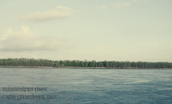 Mississippi River {Living Outside the Stacks}