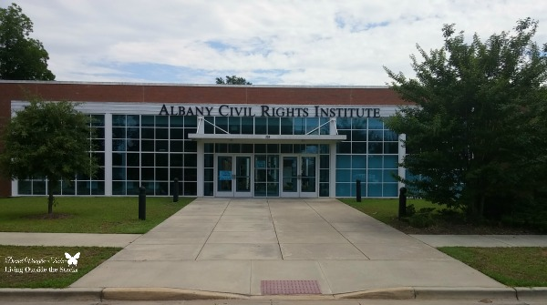 Albany Civil Rights Institute {Living Outside the Stacks} #VisitAlbany