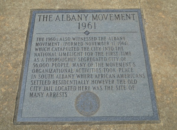 Albany Civil Rights Museum {Living Outside the Stacks} #VisitAlbany