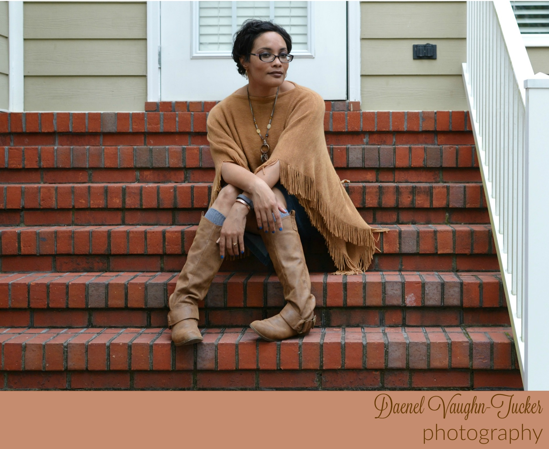 Daenel VaughnTucker {living outside the stacks}