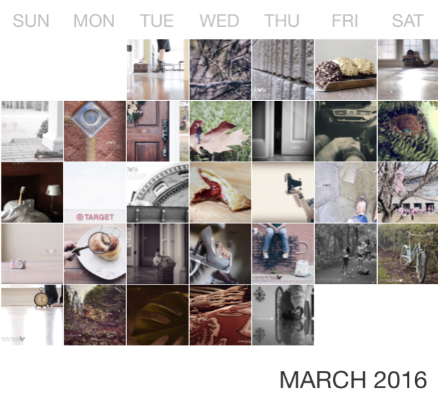 March in Pictures {living outside the stacks}