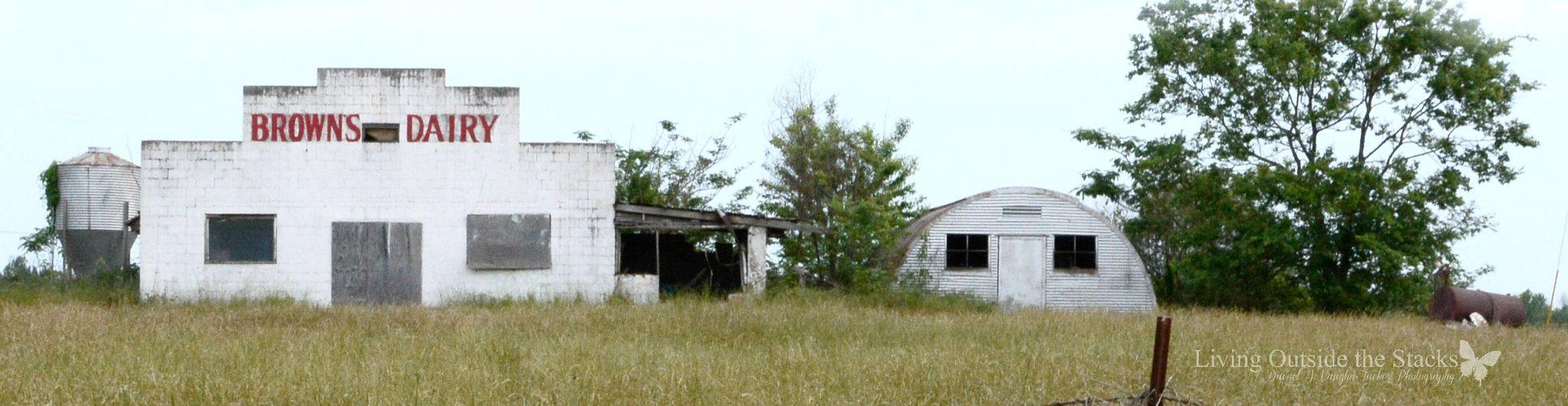 Browns Diary #LOTSAbandonedBeauty {living outside the stacks}