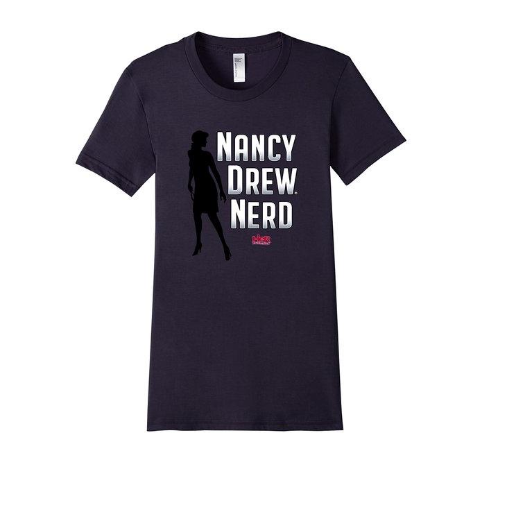 Nancy Drew Tee Shirt {living outside the stacks} affiliate link