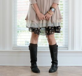 Ageless Style Linkup Transitioning Summer Pieces to Autumn {living outside the stacks}