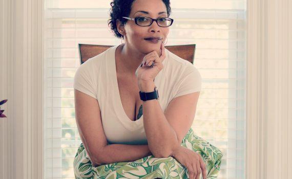 Denim Jacket White Tee Green Floral Skirt and Leopard Print Flats {living outside the stacks} #livingoutsidethestacks #fashionoverforty #ootd