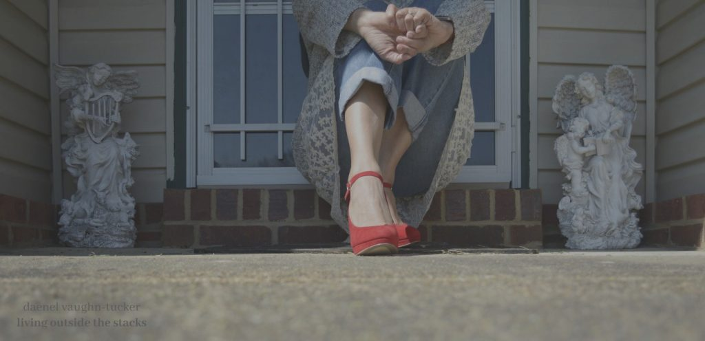 #ROCKTHEREDPUMP {living outside the stacks}