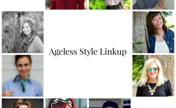 Ageless Style Linkup {Living Outside the Stacks} #AgelessStyleLinkup #StyleOver40 #StyleBlogger