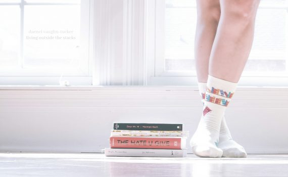 Week 13 Socks {living outside the stacks} #LivingOutsideTheStacks #TeamLOTS
