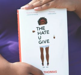 Book Review The Hate U Give {living outside the stacks}