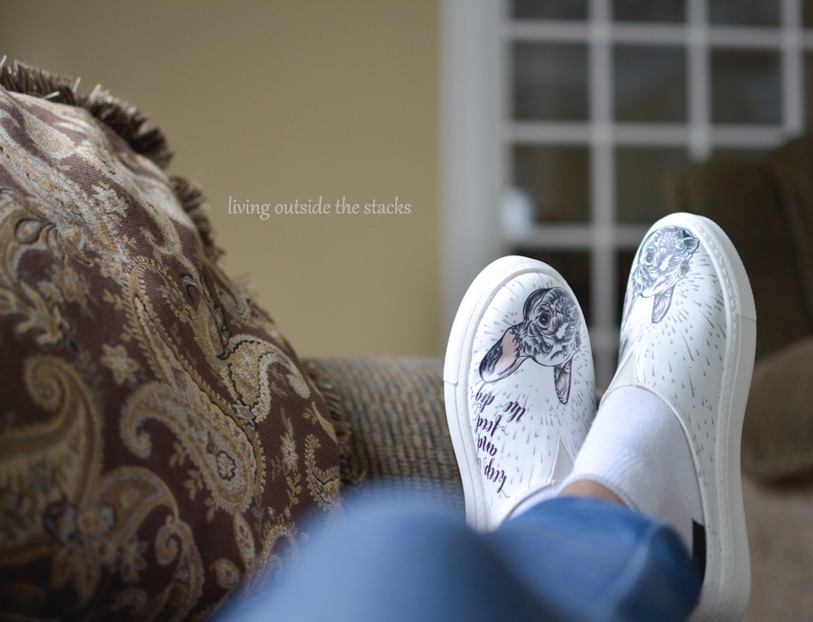 Cool Shoes {living outside the stacks}