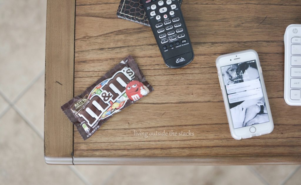 Candy Stash {living outside the stacks}
