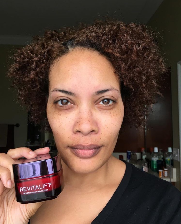 Before 14 Days of #RevitaliftChallenge courtesy of @Influenster and @loreal {living outside the stacks}