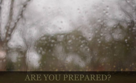 September is Emergency Preparedness Month {living outside the stacks}