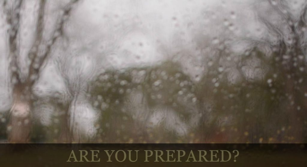 September is Emergency Preparedness Month {living outside the stacks} #EmergencyPreparednessMonth