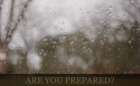 September is National Preparedness Month {living outside the stacks} #LivingOutsideTheStacks #NationalPreparednessMonth