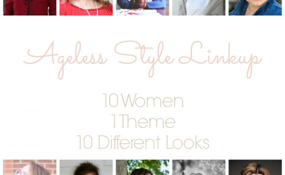 Ageless Style Linkup Badge